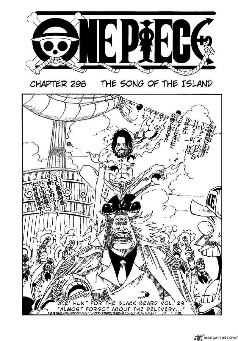 One Piece 298