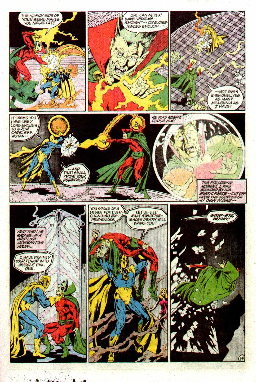 Read online Secret Origins (1986) comic -  Issue #24 - 34