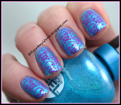 Sally Hansen Miracle Gel ~ Flash-ionista