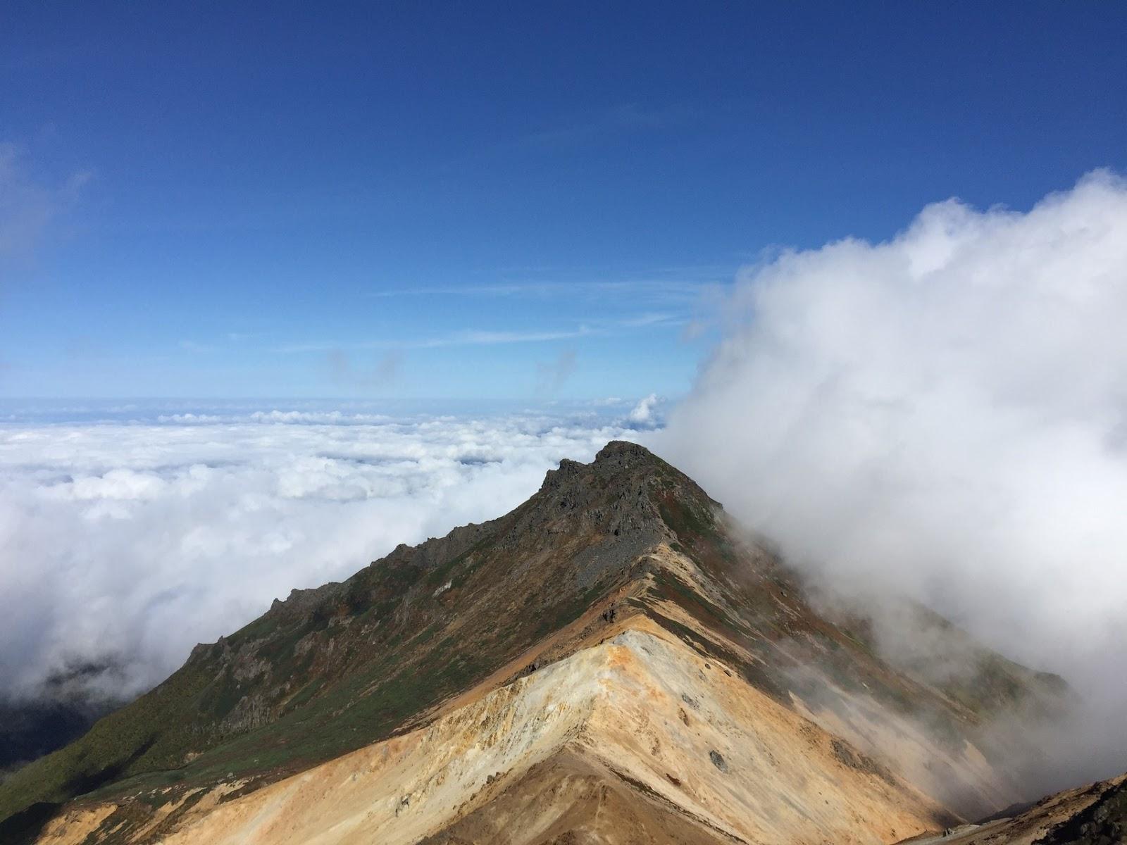 山のまこちゃん登山ブログ: 愛別...