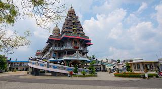 Objek Wisata Kerohanian Graha Maria Annai Velangkanni
