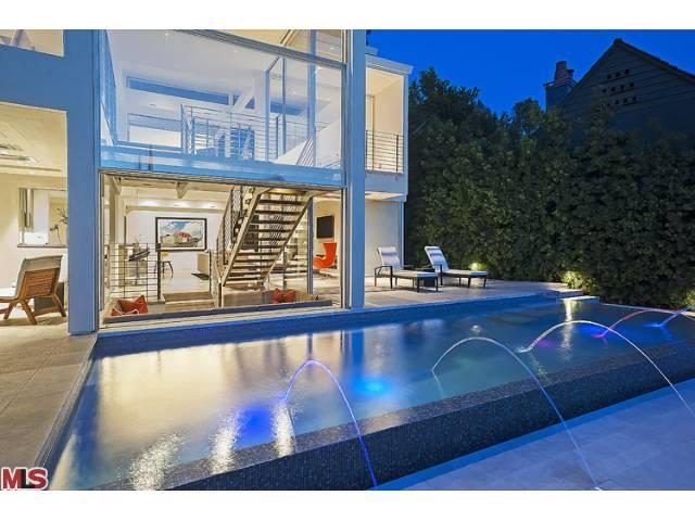 la architecture 4u 9116 st ives dr los angeles 90069. Black Bedroom Furniture Sets. Home Design Ideas