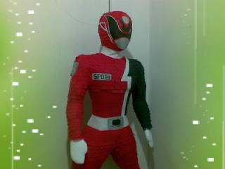 Power Rangers Pinata