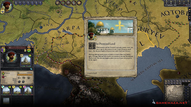 Crusader Kings II Gameplay Screenshot 3
