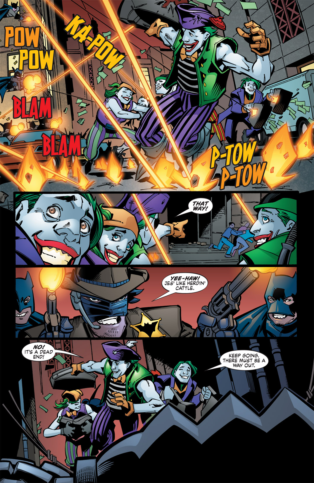 Detective Comics (1937) 868 Page 13