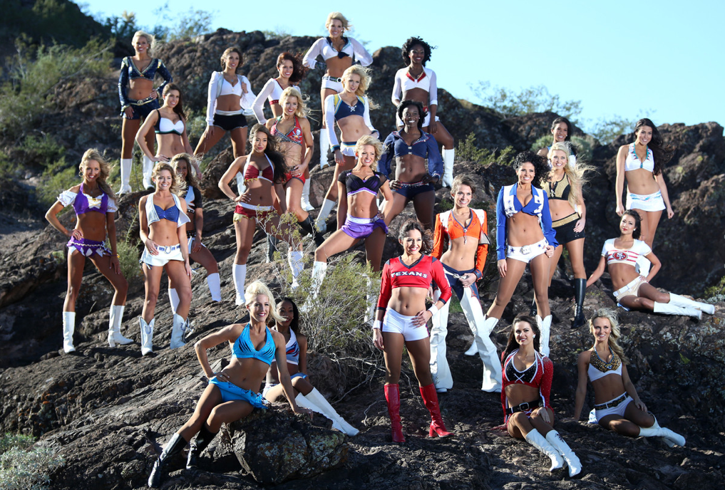 Ebl 2015 Pro Bowl Cheerleaders