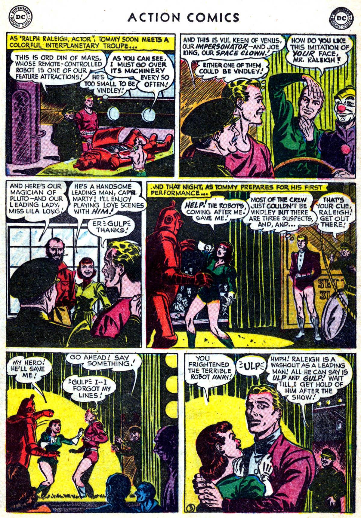 Action Comics (1938) 183 Page 26