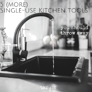 5 more single use kitchen tools you should throw away