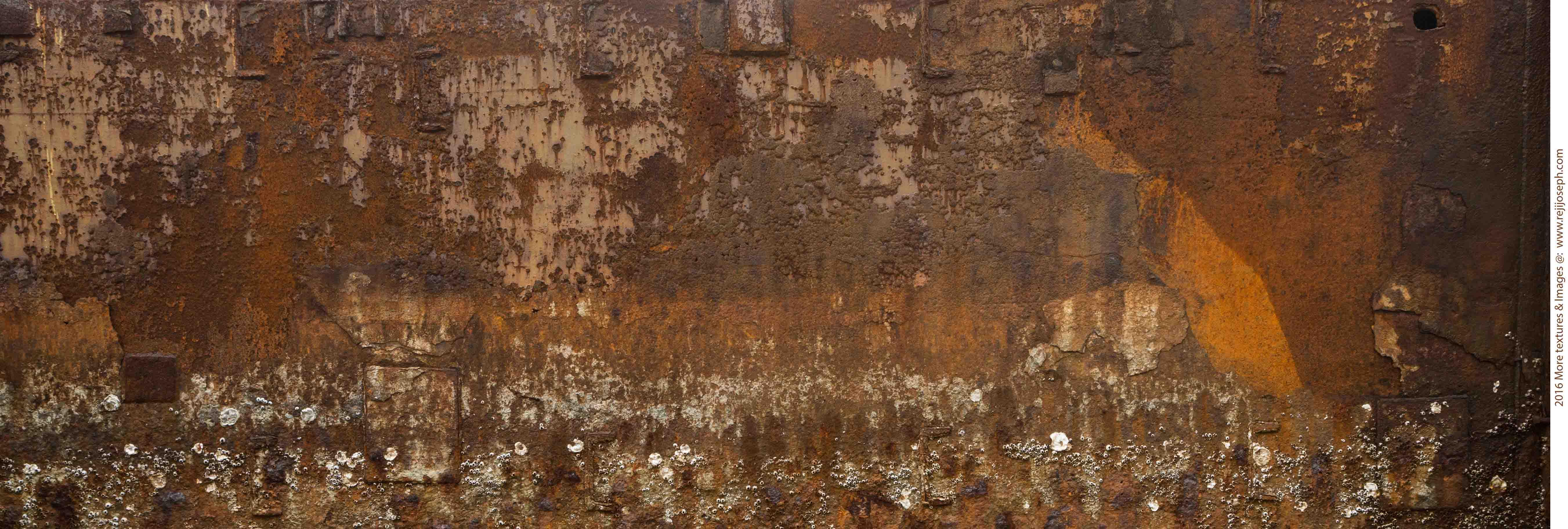 Rusty metal texture 00011