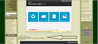 استرجاع الملفات المحذوفة بأكملها برنامج مع رقم تسجيل لمدة سنة 7Data Recovery