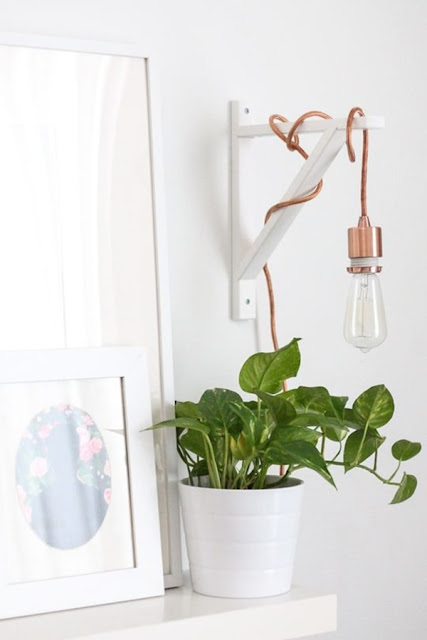 Copper, a Trend Very Industrial Lamps 10