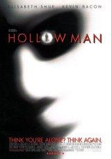 """Carátula del DVD: """"El hombre sin sombra"""""""