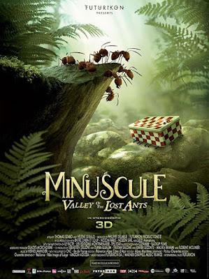 Sinopsis film Minuscule: Valley of the Lost Ants (2013)
