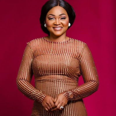 Nollywood Actress, Mercy Aigbe Speaks on Her Husband's Confinement Behind Prison Bars
