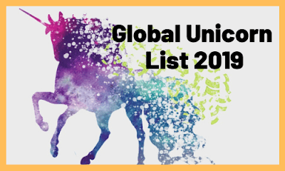 Global Unicorn List 2019: Highlights