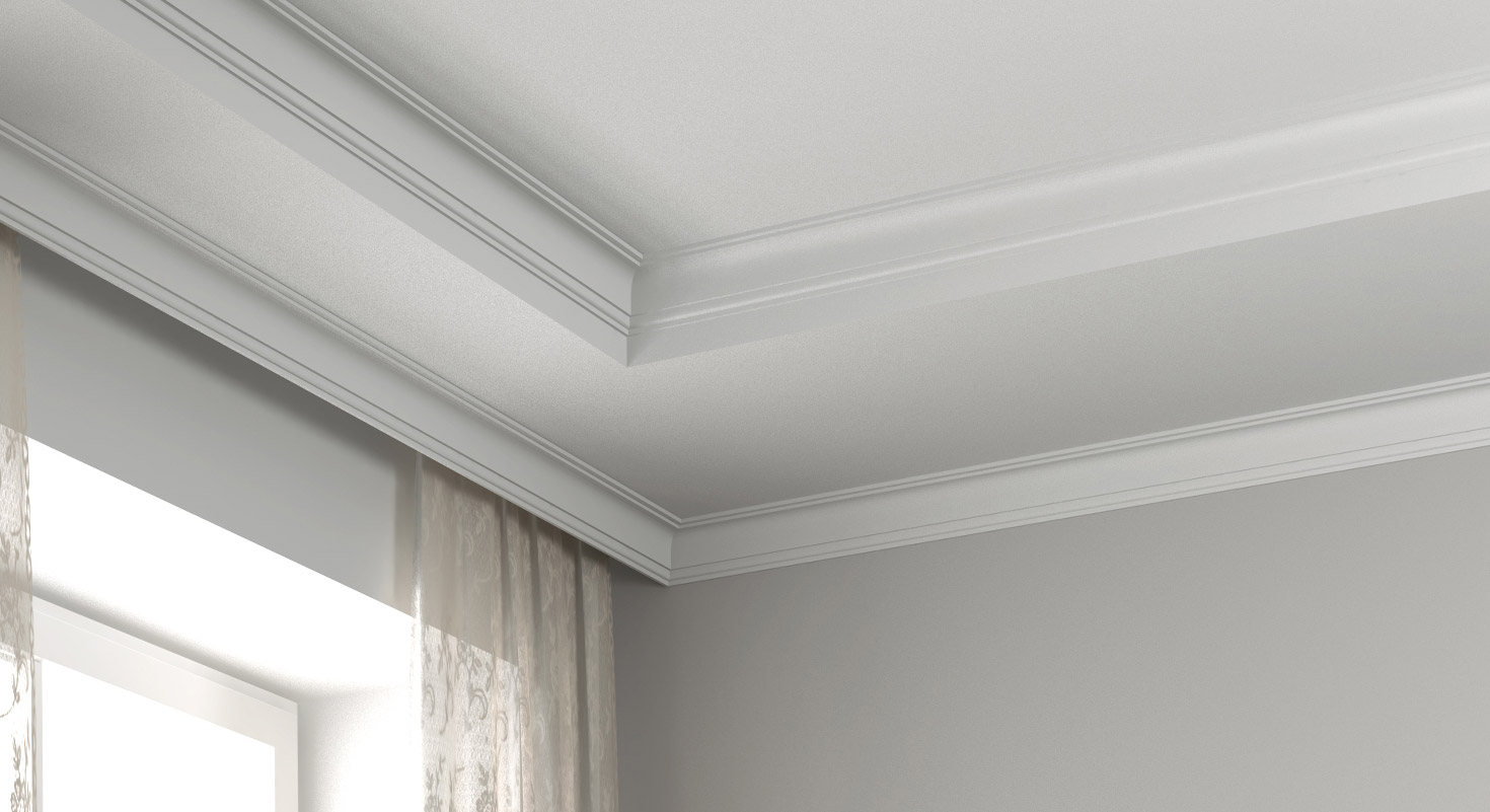 35 Ceiling Corner Crown Molding Ideas  Decor Units. Gray Shower Tile. Trough Sinks. Q Quartz. Carriage House Cabinets. Ranch Remodel. Home Office Furniture. Japanese Floor Lamp. Grey Console Table