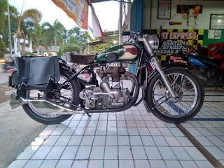 Forsale Royal Enfield type G 1948 500cc NP