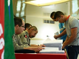 Concurso da Polícia Militar e Corpo de Bombeiros tem quase 80 mil inscritos