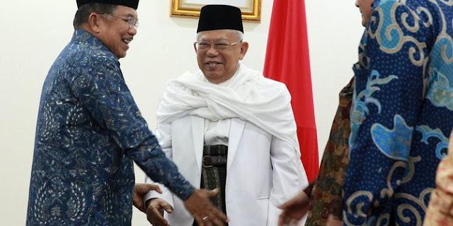 JK Berikan Dukungan Penuh Ke Jokowi