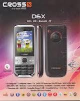 CROSS D6X