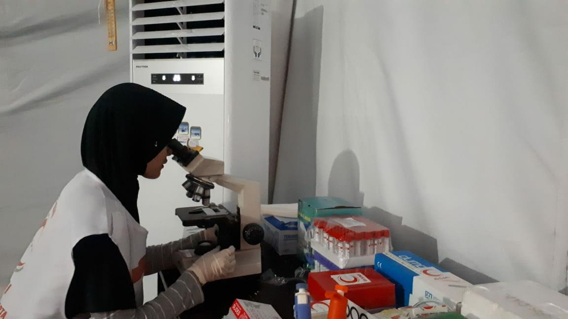 Malaria Mewabah di Lombok Barat, BSMI Siapkan Laboratorium dan Tenaga Medis
