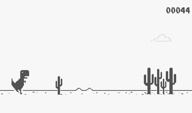 Tau Game Dinosaurus Loncat Di Chrome ? Ini Kisah Di Baliknya