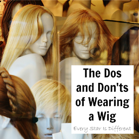 The Dos and Don'ts of Wearing a Wig