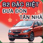 Học bằng lái xe ô tô hạng B2 khóa đặc biệt VIP