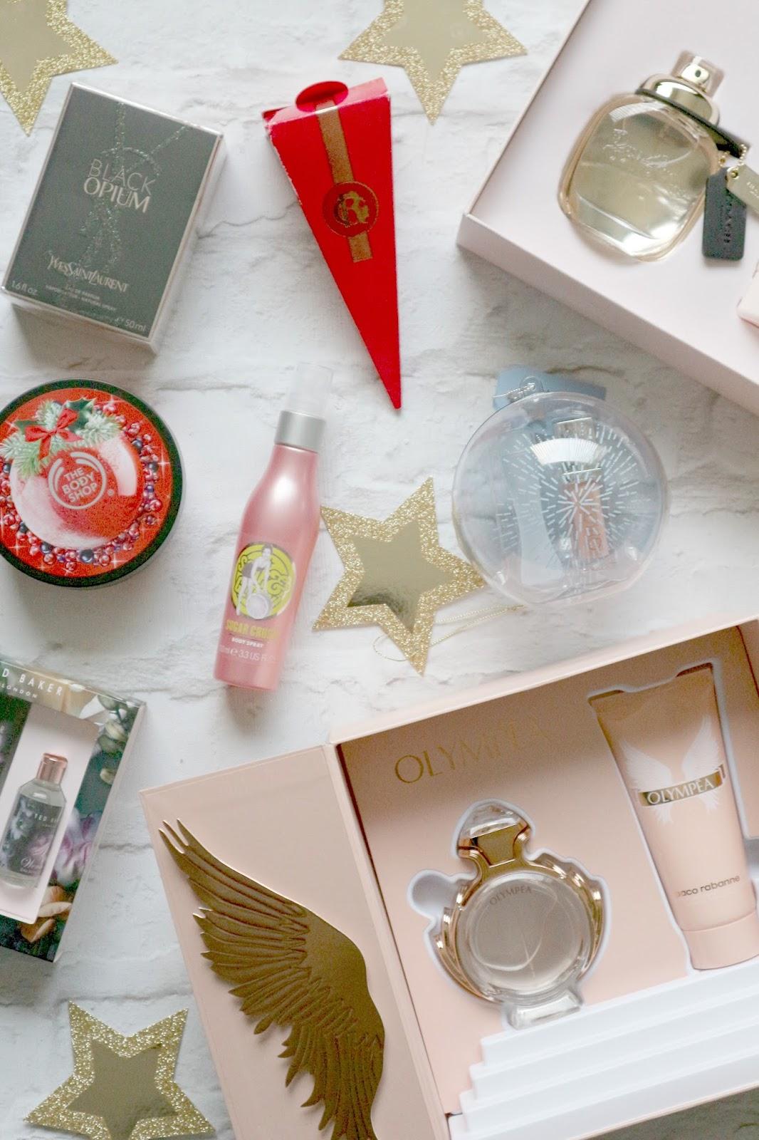 Christmas Gift Guide Blogger Beauty