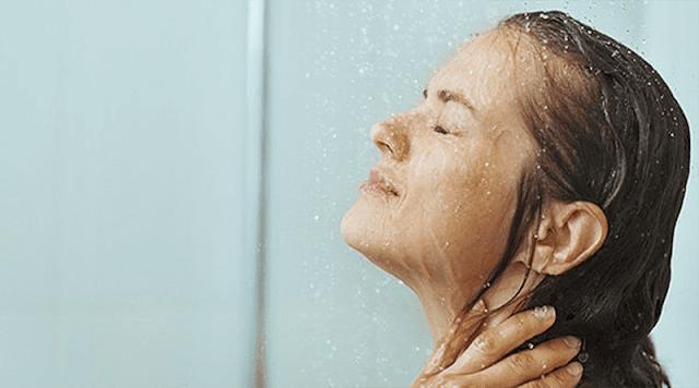 گرم پانی سے نہانا ڈپریشن میں کمی لاتا ہے