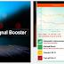 تطبيق مجاني للأندرويد لتعزيز إشارة الواي فاي وزيادة سرعة الانترنت Network Signal Speed Booster