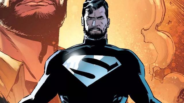 Filtran detalles del 2do tráiler de 'Justice League'; el Superman de traje negro está muy cerca