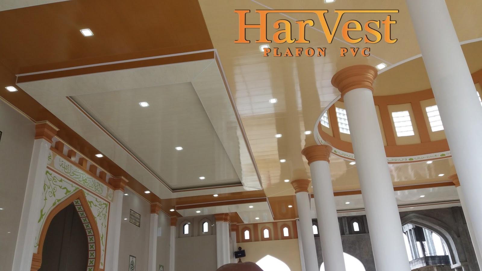 Harvest Plafon PVC Januari 2017