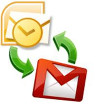 Gmail con Outlook
