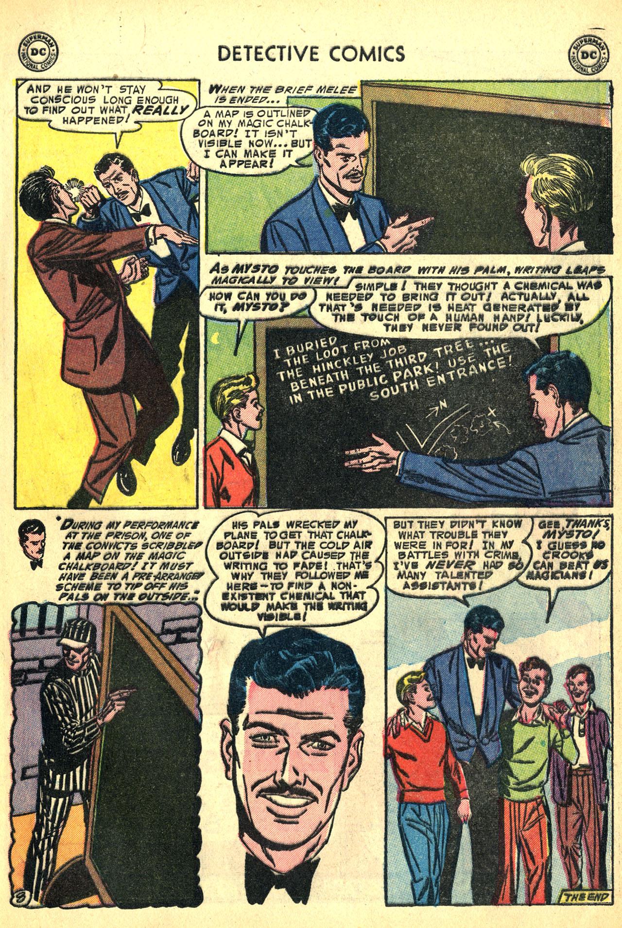 Detective Comics (1937) 208 Page 40