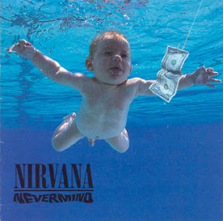 Nirvana Front Cover Album