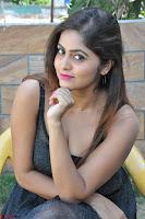Pragya Nayan New Fresh Telugu Actress Stunning Transparent Black Deep neck Dress ~  Exclusive Galleries 056.jpg
