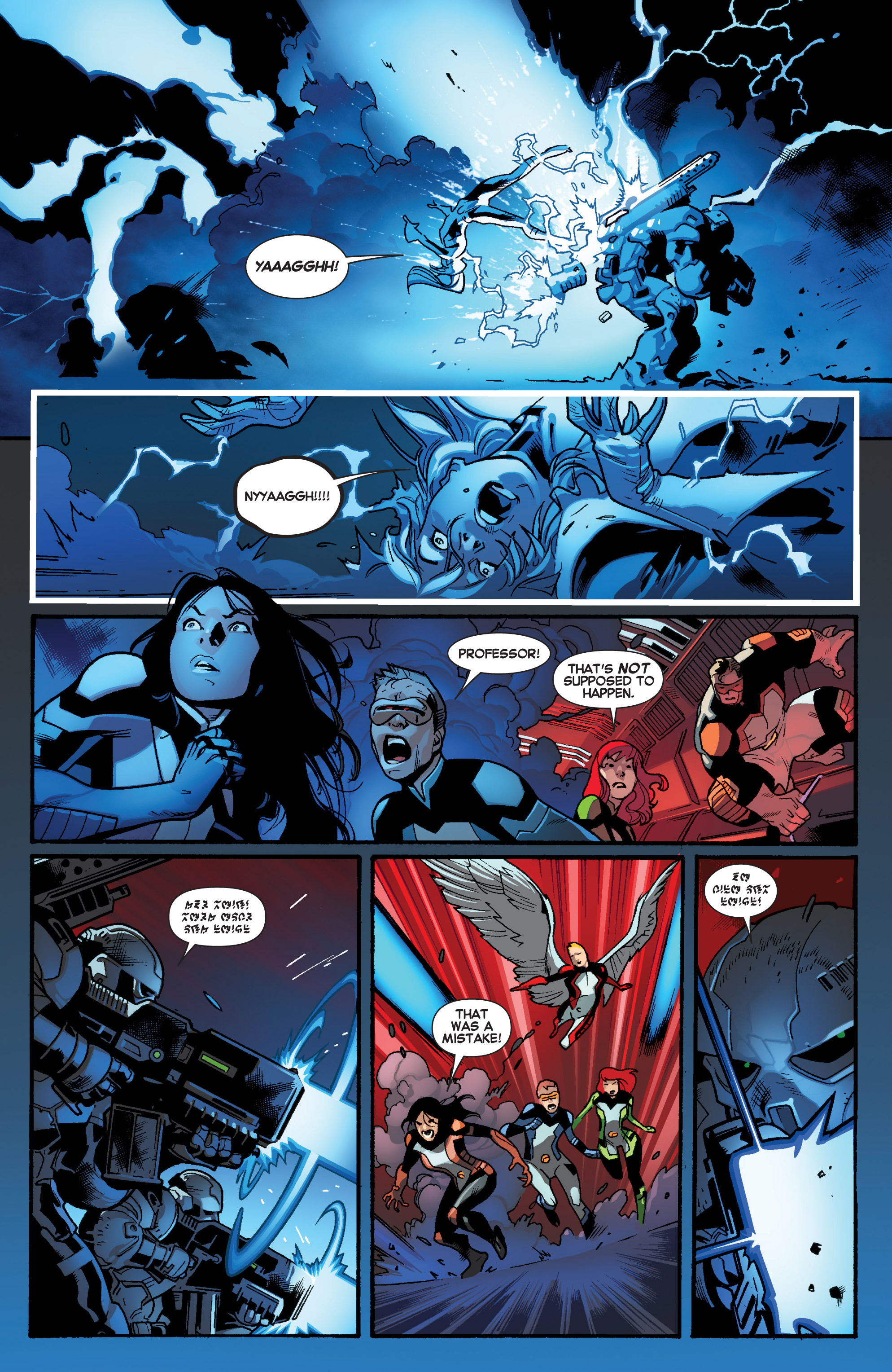 Read online All-New X-Men (2013) comic -  Issue #22 - 13