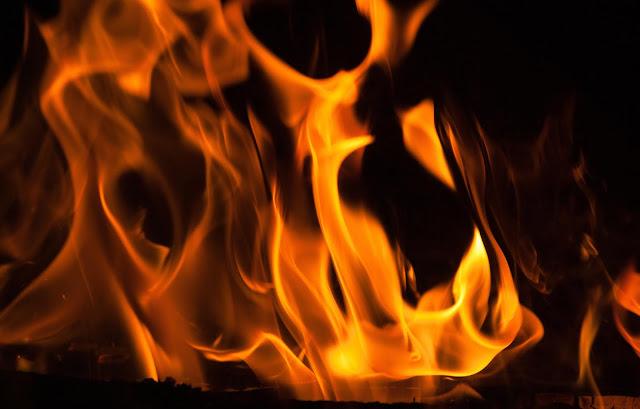 Bufalotta, altro bus Atac in fiamme