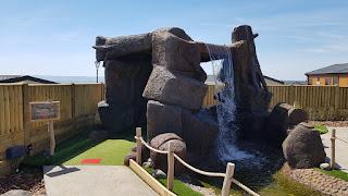 Dragon's Quest Mini Golf at Fontygary Leisure Park