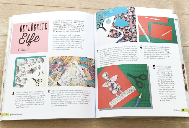 mit Strich und Faden: Einblick Buch Kartenwerkstatt