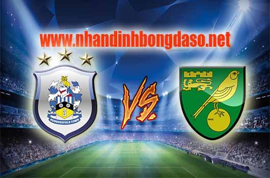 Nhận định bóng đá Huddersfield Town vs Norwich City, 01h45 ngày 06/04
