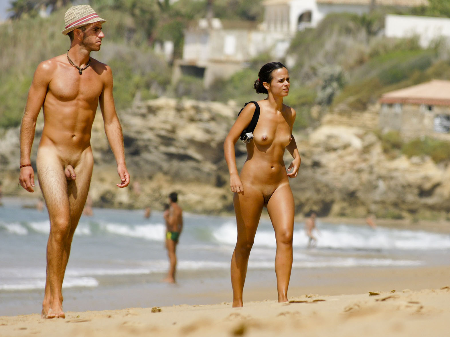 Biracial nudity pictures — pic 15
