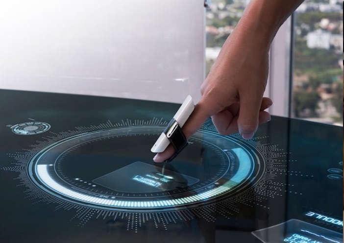Ultra Tendencias: El MUV Interactive 'BIRD' Finger Wearable ...
