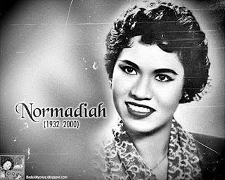 Lagu Melayu Klasik Normadiah Album Merayu Sukma