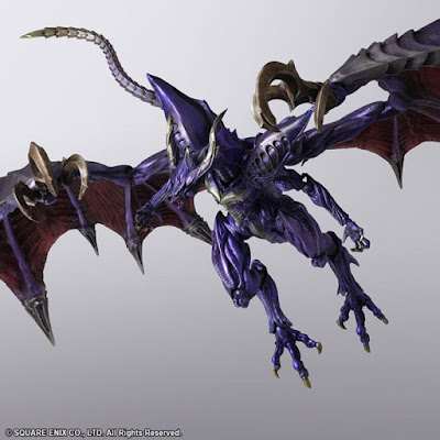 Bahamut Creature Bring Arts de Final Fantasy - Square Enix