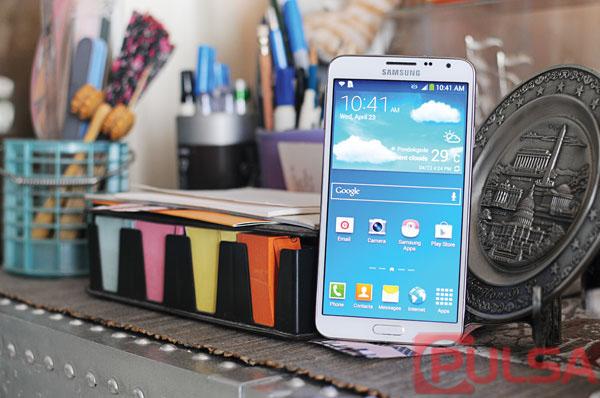 Terungkap, Galaxy Note 4 Gunakan Layar 5.7 Inci QHD