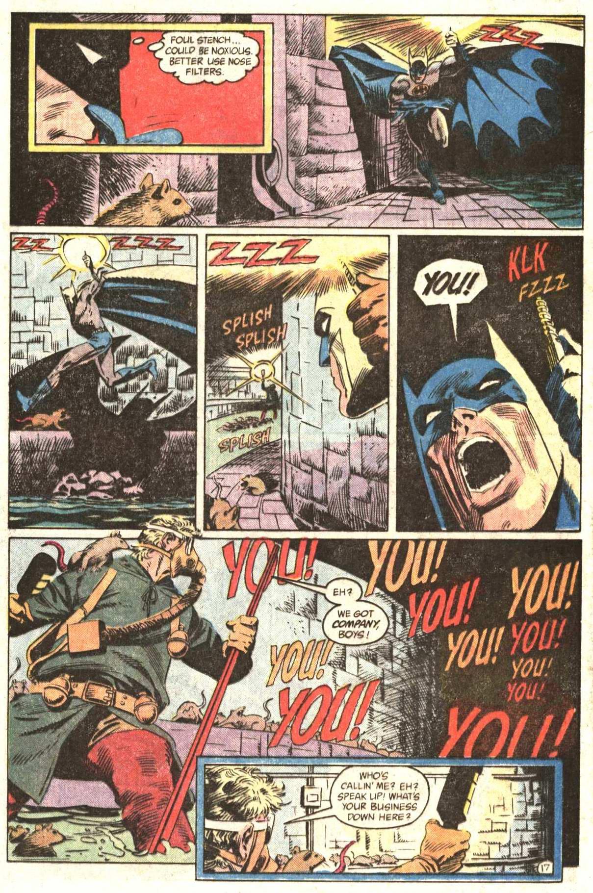 Detective Comics (1937) 585 Page 17