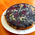 Vegan Blueberry Mojito Upside Down Cake