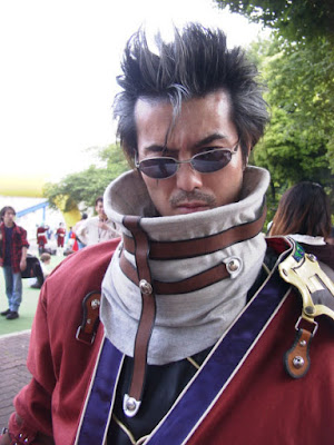 auron cosplay final fantasy x mala sensei